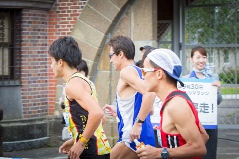 金沢ランニング指導「足のダメージを節約」練習会WITH 沖コーチ
