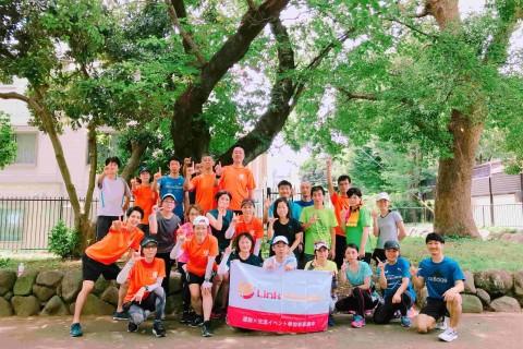 フルマラソン完走プロジェクト練習会 駒沢公園 冬に多い足の怪我予防と持久力をつけるLSD