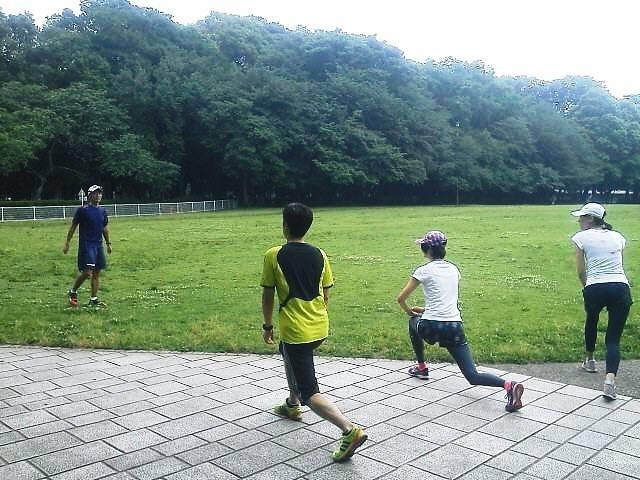 ★世田谷校3名 「自分最適フォーム養成クリニック」 ※初級~中級ランナー対象