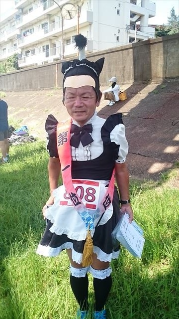 仮装も大歓迎!貴方の走りやすい、走りたいスタイルでどうぞ!!!