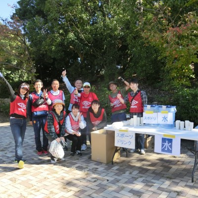 ボランティア募集! 第1回久宝寺緑地ふれあいマラソン