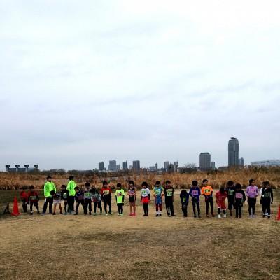 第3回足立区都市農業公園「小学生のマラソン大会」