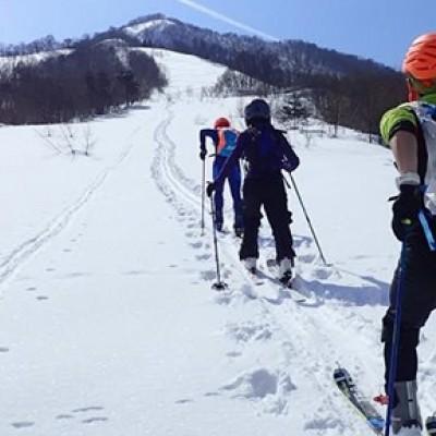 スキーモ・トレイルキャンプ 1DAY for Trail Runner