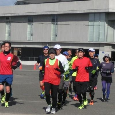 【実践編】中高年ランナーの走力アップ・走力維持セミナー~Supported by Garmin~
