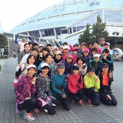 """Womens'マラソンコース """"ウォーキング試走会"""""""