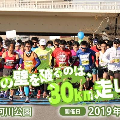 大阪30K冬 レイトエントリー