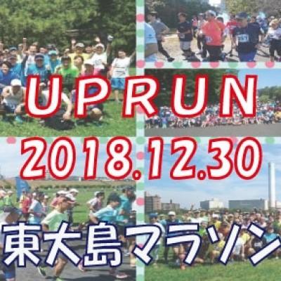 第33回UP RUN 荒川東大島河川敷マラソン大会