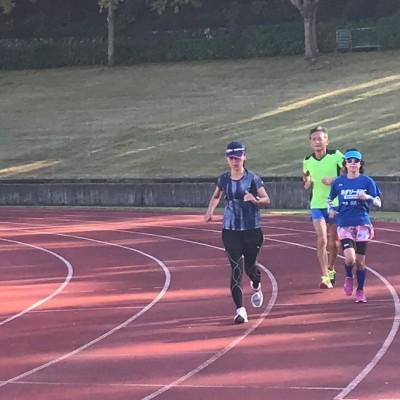 新春初30K走!ゴールまで必ずグループで走れる練習会