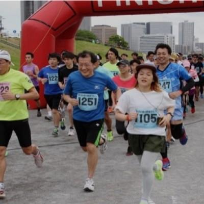 第5回大田区多摩川春のマラソン