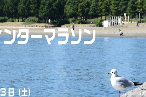 第1回 横浜ウィンターマラソン