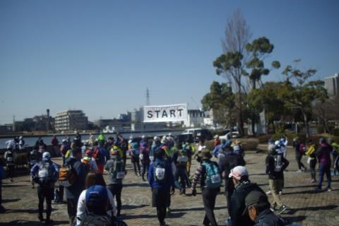 第3回霞ヶ浦一周ウルトラーウォーキング104km