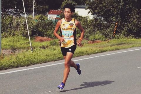 沖和彦の皇子山1日合宿  マラソンで成果を出すスピード練習& 効率よく走る為の起伏走