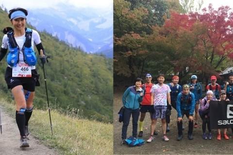 100マイル完走攻略プログラム第5弾 丹羽薫 滋賀湖北トレイルキャンプ2