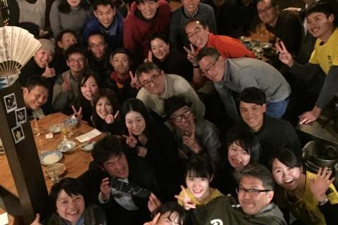 【musubi-cafe・むすび食堂】むすび大忘年会!