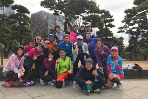 ランステ公認練習会:まなゆうレッスン水曜朝練 1-3月 単発(12)