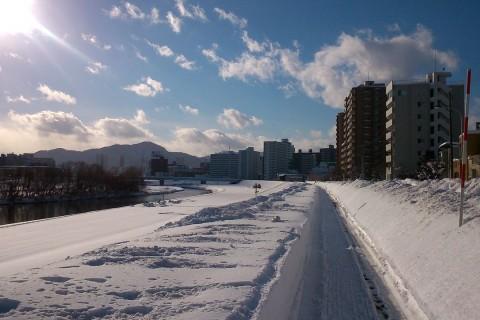 札幌冬季ランニングイベント ~第二弾雪上LSDとランニングアドバイス会~