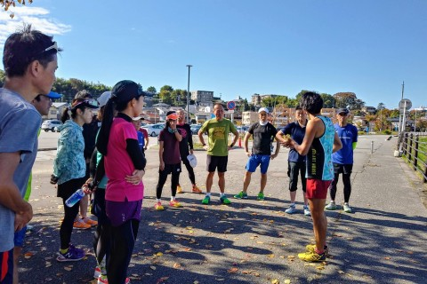 1.05草津 マラソンを完走したい、完走から一歩成長したい方へ向けたアスリート沖和彦のランニング指導