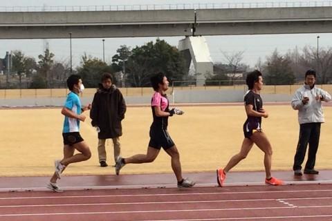 【12月・1月度】蛭田コーチの水曜インターバルトレーニング