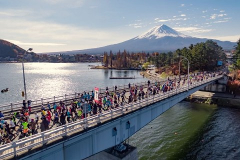 【第3期エントリー】富士山マラソン2019(42.195km)