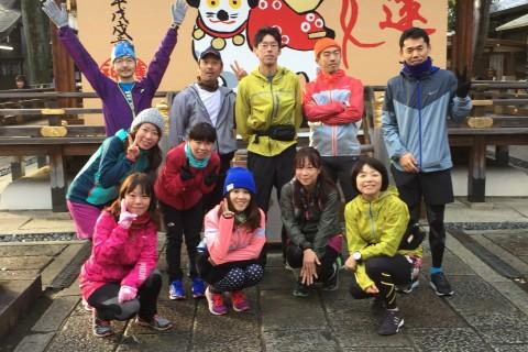 【嵐山musubi-cafe】新年愛宕詣り&新年会☆2019