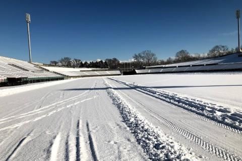 第1回真駒内公園雪上マラソン