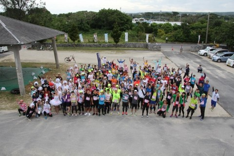 第5回 東経130度 喜界島マラソン