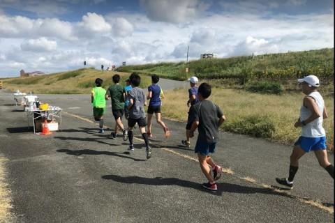 グンゼスポーツ主催:フルマラソン「ステップアップチャレンジ練習会」