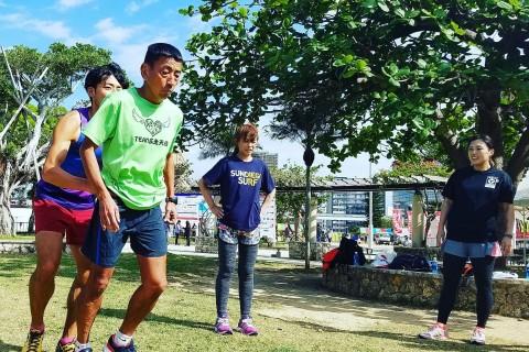 沖和彦プロデュース・徳島マラソンで成果を出すための個別指導