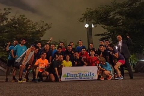 【12月11日(火)代々木公園Road to Trail! 】ステップアップ!スピード&登り強化