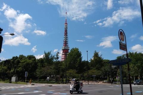 走り始め 東京観光 山手線1周ラン 約42キロ キロ約7分 3200円