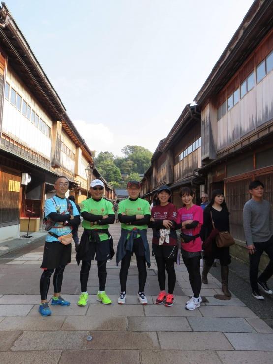 ジョイラン北陸 33th  ランで旅する「金沢三神社を巡り、犀川と浅ノ川を楽しむ」