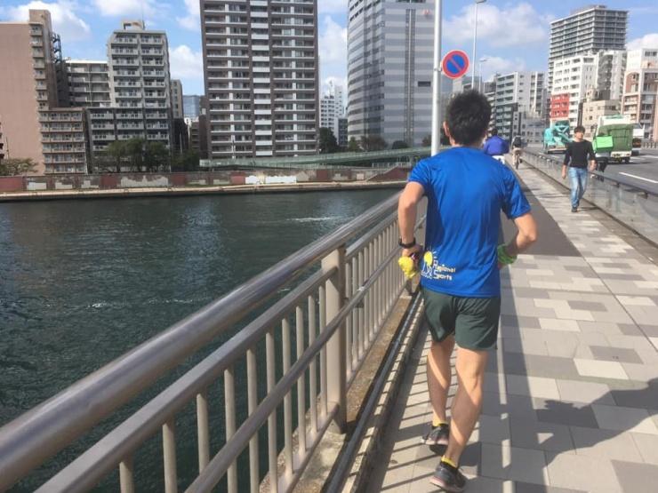 【気軽に参加できるランニングイベントも!】  もっと「街」を楽しむランニングイベントが「Regional Running」です。徐々に開催エリアを拡大中!