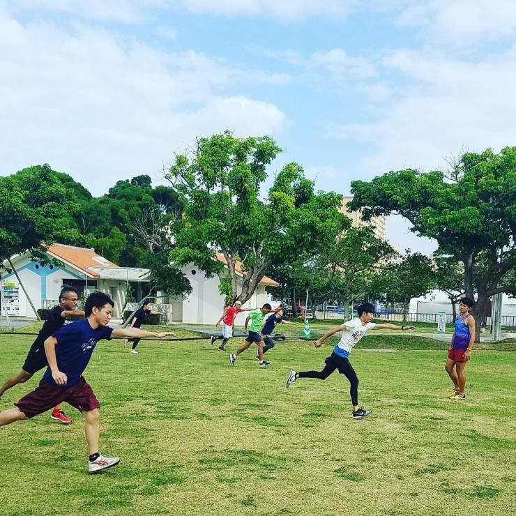 土曜・草津・沖和彦の「成果を出す」マラソン練習会(ピッチ&肩甲骨)