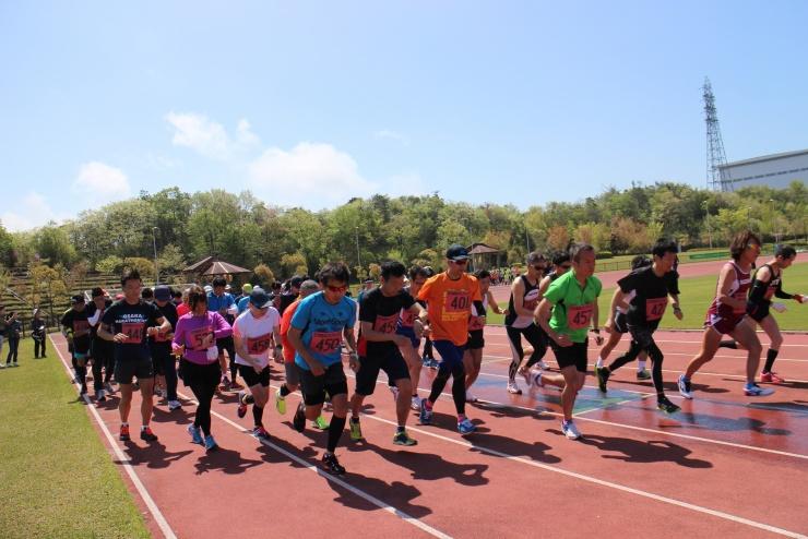 第10回記念三木防災スプリングマラソン大会