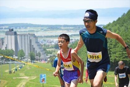 ボランティア大募集!「ゲレンデ逆走マラソン2019 モーグルアタックレース」