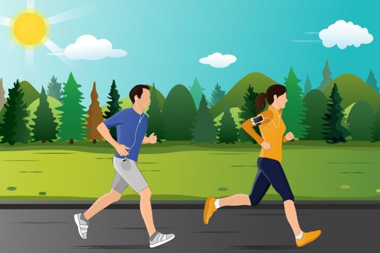 第3回 郡山スマイルマラソン&ウォーク ~春は 走る・歩く 食べる 盛り上がる~