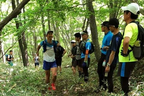 基礎から学べるトレイルランニング !! in山形