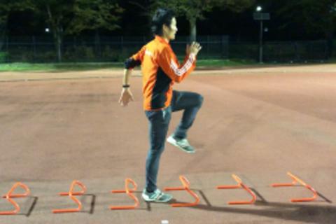 代々木公園周辺ランニングパーソナルトレーニングでケガ防止・走力アップ
