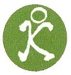 神戸市ウオーキング協会マーク