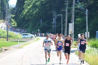 第22回高場山マラソン