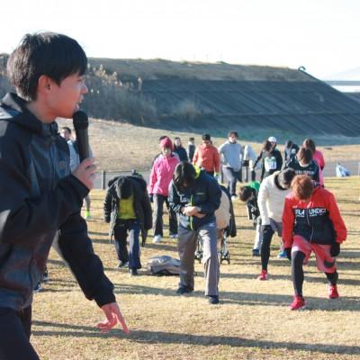 andrunランニングコーチによるランニングクリニック
