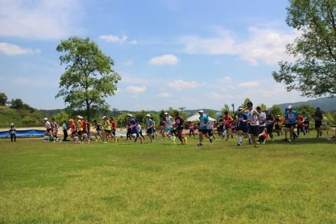 第10回記念三木総合防災公園クロスカントリー大会