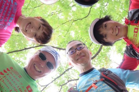 ジョイラン北陸 42th  ランで旅する「金沢三神社を巡り、桜の犀川と浅ノ川を楽しむ」