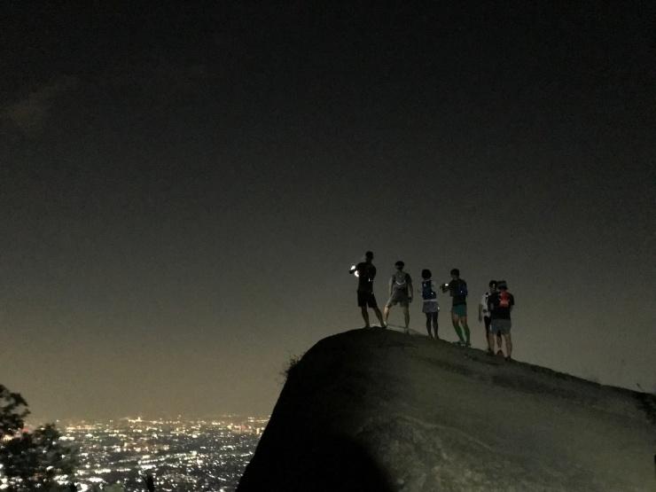 8月24日(土) 交野山ナイトHike