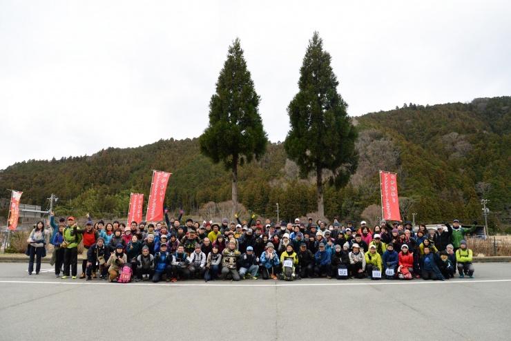 第10回伊勢神宮初詣ウルトラウォーキング 60km