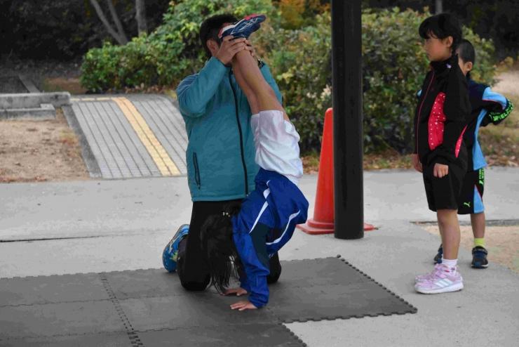 1.27【幼児体育】未就学児向けの基礎運動イベントレッスン