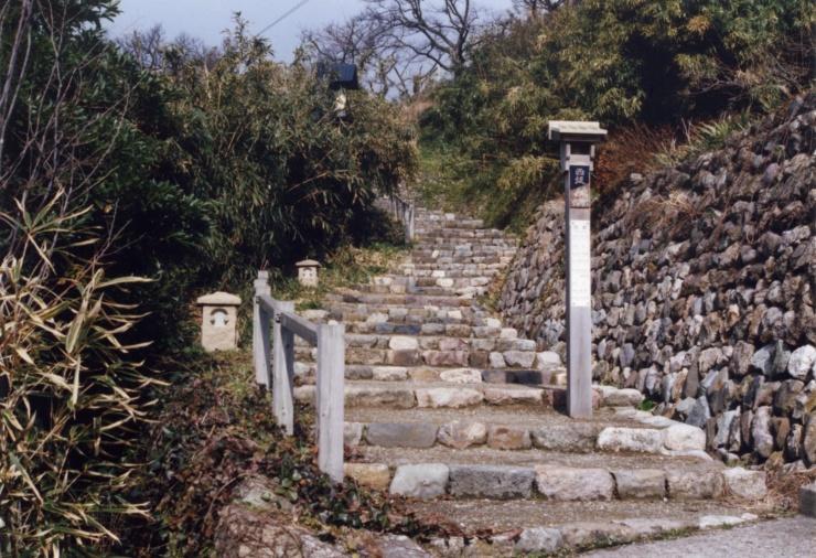 世界文化遺産国内登録西坂