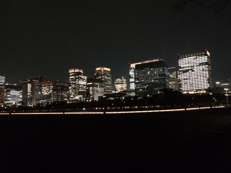 【ナイトラン】ピーエスエス皇居健康ランニング10月25日大会