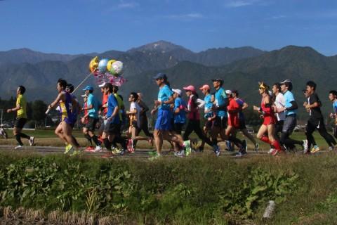 【レイトエントリー】第36回大町アルプスマラソン
