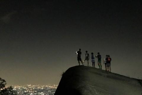 12月5日(土) 夜景満喫♪交野山ナイトハイク